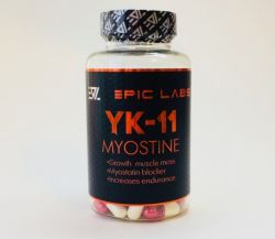 MYOSTINE YK-11 (Epic Labs) 90 caps